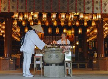 四国八十八ヵ所 霊場(お寺)の情報について